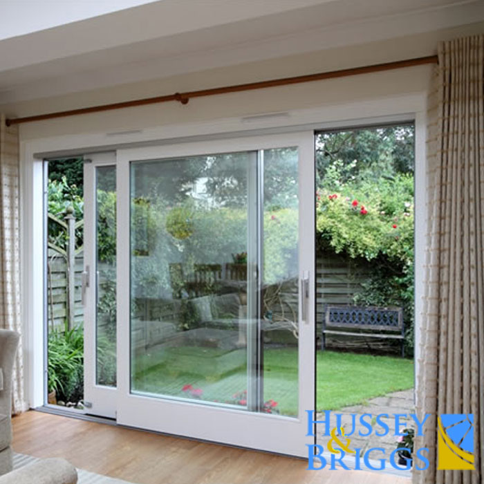 Timber Patio Doors From Hussey And Briggs