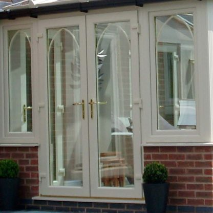 Upvc French Doors From Hussey And Briggs